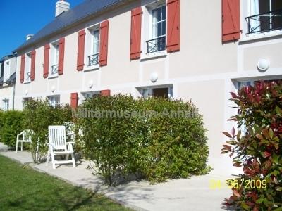 <p>Unterkunft fanden die Teilnehmer in der Ferienhaussiedlung Pierre Vacanees in Port en Bessin.</p>