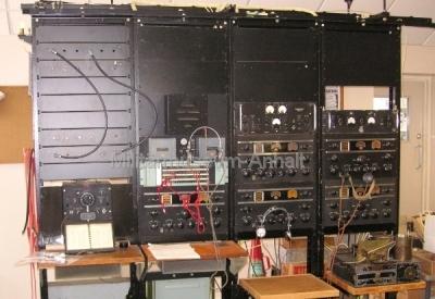 <p>National Codes Centre - Arbeitsplätze für britische Funkaufklärer im 2. Weltkrieg</p>