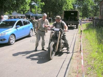<p>Garnisontreffen Jüterbog 2009</p><p>Werner Beinhard???</p>
