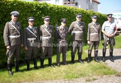<p>Festumzug 300-Jahr-Feier Dessau-Roßlau</p><p>auch Kommandantendienst und Militärstreife war dabei</p>