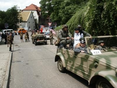 <p>Teilnahme am Festumzug zum Sachsen-Anhalt-Tag 2008 in Merseburg</p><p>Los geht´s</p>