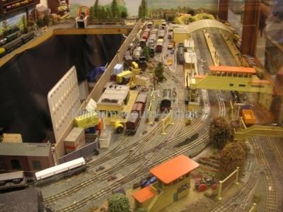 <p>Modellbahnausstellung</p>
