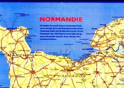 <p>Vom 04.06.2009 bis 08.06.2009 fand eine Exkursion in die Normandie aus Anlaß des 65. Jahrestages der Landung Alliierter Truppen statt. Es nahmen auch Mitglieder des Fördervereins an dieser Veranstaltung teil.</p>