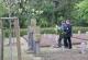 <p>Auf dem deutschen Soldatenfriedhof in Roßlau wurde durch den Förderverein ebenfalls ein Kranz niedergelegt.</p>