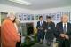<p>Im Anschluß besuchte Botschaftssekretär Kurov unsere Museumsräume. Hier im ständigen Ausstellungsteil NVA-Funkaufklärung.</p>