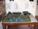 <p>Im ständigen Ausstellungsteil der NVA-Ponton-Pioniere war dieses Diorama zur Darstellung einer Übersetzbrücke zu sehen.</p>