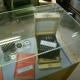 <p>Sonderausstellung Frühjahr 2009 - Die Bundeswehr in Dessau und Roßlau</p><p>Chiffriertechnik - Chiffrierwalze aus einer M-125 (Fialka), GVS-Dienstvorschrift A 040/1/321, manuelles Chiffriersystem Kobra, Parolen- und Gesprächstabelle sowie eine voll funktionsfähige, elektronisch nachgebaute Enigma </p>