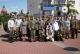 <p>Festumzug 300-Jahr-Feier Dessau-Roßlau</p><p>Gruppenfoto der Teilnehmer unseres Marschbandes</p>
