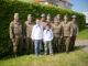 <p>Festumzug 300-Jahr-Feier Dessau-Roßlau</p><p>Junge Pioniere besuchen ihre Pateneinheit</p>
