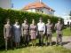 <p>Festumzug 300-Jahr-Feier Dessau-Roßlau</p><p>es gab auch weibliche NVA-Angehörige</p>