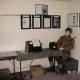 """<p>Sonderausstellung Herbst 2008</p><p>Wehrmachts-Fernschreibmaschine, Schautafeln zur Operation """"Walküre"""" und Funktionsweise der """"Enigma"""", Fernmelde-Soldat</p>"""